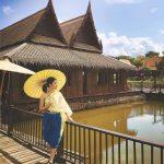 """""""ใส่ชุดไทย เที่ยวเมืองมัลลิกา ร.ศ.124"""""""
