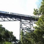"""ทางรถไฟ """"สะพาน 3 หอ"""""""